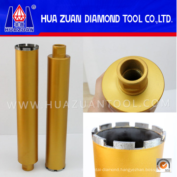 High Speed Diamond Core Drill Bit for Sale