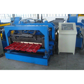 Ny Finished Glazed Tile Roofing Sheet Machine