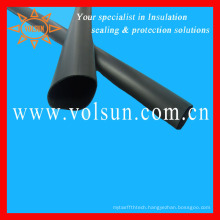 Medium wall heat shrink cable wrap tube