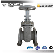 WCB astm a216 wcb flanged gate valve pn16 China supplier