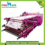hot sale large format roll heat press machine sublimation roll heat press