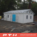 High Quality Standard Prefabricated Container House as Modular Building