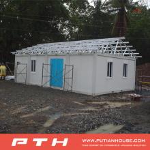 Casa di contenitore di alta qualità preconfezionata come edificio modulare