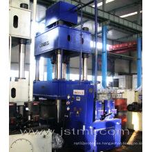 4-Cloumn máquina de prensa hidráulica (YQ32-500), prensa de aceite