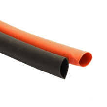 Tubo industrial del encogimiento del calor del silicón del grado para el alto voltaje