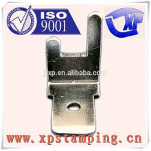 Высококачественные электрические принадлежности для металлических штамповок левого контактного штифта