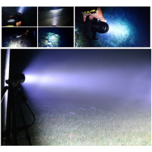 HI-MAX 3000 lumen cave dive high power led accentuation de la torche
