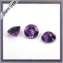 10mm Big Size Natural Untreated Amethyst Precious Gemstone