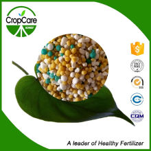High Quality Granular Fertilizer NPK 17-7-17
