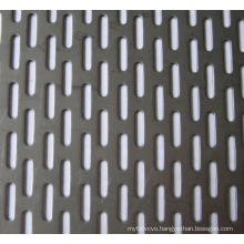 Galvanized Perforated Metal Sheet in Electro