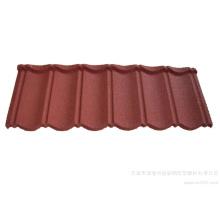Metal Tile /Colored Stone/Colored Stone Metal Tile (XGZ-29)