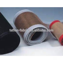 Alibaba trade assurance supplier China lowest price Teflon coated glass mesh rolls