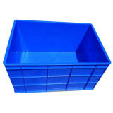 Solid Plastic Crate for Food or VegetableNew
