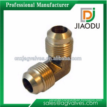 3/4 inch or 1 inch forged brass flare bulkhead 90 degree or 45 degree elbow