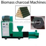 Biomass Waste Rice Husk Briquette Making Machine