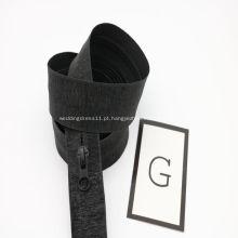 Slider reversível reversível do zíper do casaco invisível