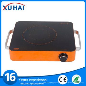 Индукционная плита с керамической плитой