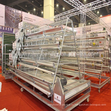 Горячая продажа Высококачественная птицеферма Автоматическая клетка с куриным слоем