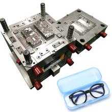china manufacturer design box mould precision custom plastic injection eyeglass case mold