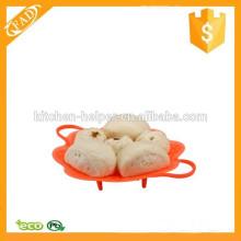 Non-stick Non-toxic Silicone Food Steamer