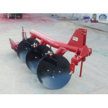 Farm Land Preparation Implement Tractor Round Pipe Disc Plough for Sale