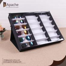 New Product for Sunglasses Display Rack,Glass Counter Display,Sunglasses Display Stand Manufacturers and Suppliers in China Sunglasses Eyewear Display Storage Box export to Central African Republic Exporter