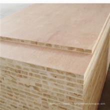 Bbcc Grade Okoume Block Board Contreplaqué / Bintangor Block Board Contreplaqué pour meubles / Décoratifs