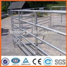 Panneau de clôture de bétail de ferme galvanisé / panneau d'élevage en métal / panneau temporaire d'élevage de ferme