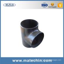 China A fundição fornece os encaixes dútile dos cotovelos da soldadura do ferro fundido Ggg50