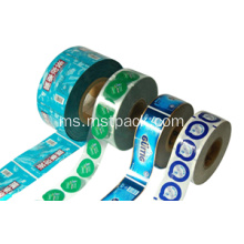 Label Roll Cetak 12 warna Label