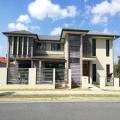 maison préfabriquée villa en acier léger