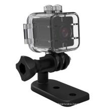 waterproof SQ12 sport recorder portable HD 1080p infrared night vision mini spy camera hidden camera