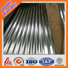 SGCC Wellblech verzinktes Stahlblech für Behälter
