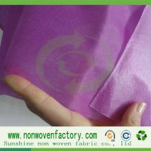 Tissu non-tissé laminé / enduit de pp + PE
