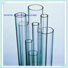 Tubo de vidrio de plomo para la iluminación de la lámpara