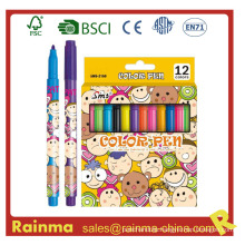 Nice Design Water Color Pen in Paper Box