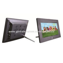 7-inch Digital Photo Frame with multifunction, 800*480 Resolution