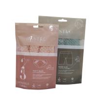 Biodegradable Ziplock T-Shirt Poly Plastic Packaging Cloth Bag