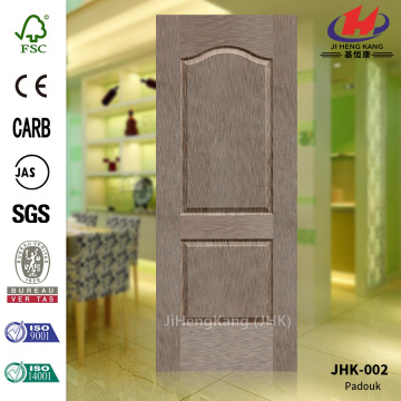 Natural Padouk Low Price  MDF Door Skin