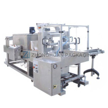 Automatic Overlapping Shrinking Wrapping Machine PW-800H