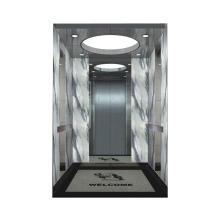 Elevador sin sala de máquinas con capacidad de 1250 kg