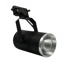 led track light 14w black finishing