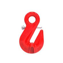 G80 eye shortening grab hook with safety pin/Eye Hook/Grab Hook