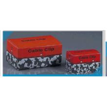 Série F de clipe de cabo de 4 mm a 40 mm