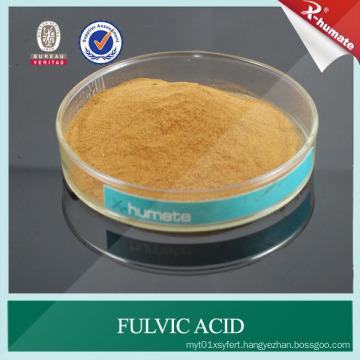 X-Humate Leonardite Fulvic Acid (CAS No.: 479-66-3)
