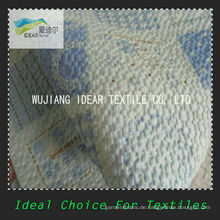 100 % Baumwolle Seersucker Stoff gedruckt