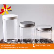 Envase de plástico transparente de 300 ml