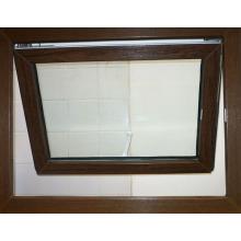 Nouvelle fenêtre en coton en aluminium à fenêtres suspendues