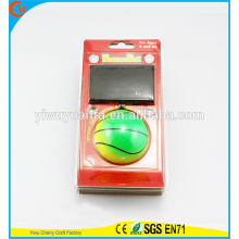 Новинка дизайн детская игрушка Радуга наручные Хай резина прыгающий мяч