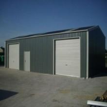 Steel Carports and Barns
